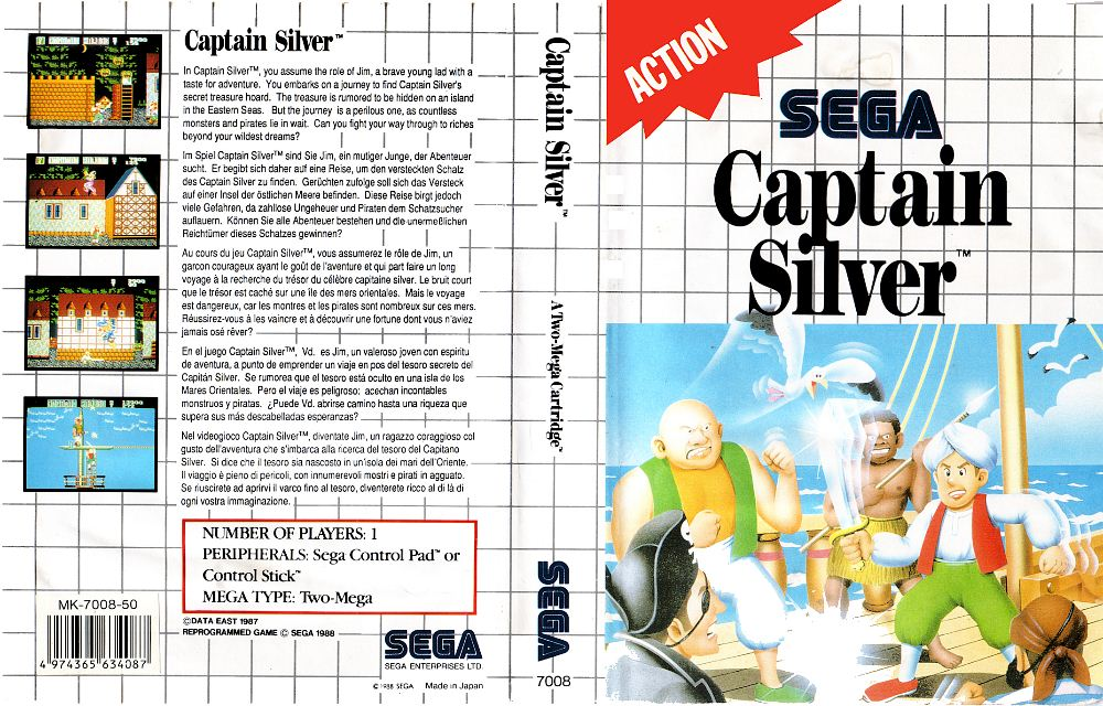 [SMS]Captain_Silver-cover